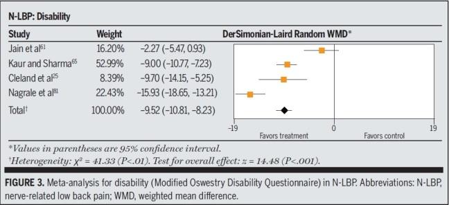 2 N-LBP disability